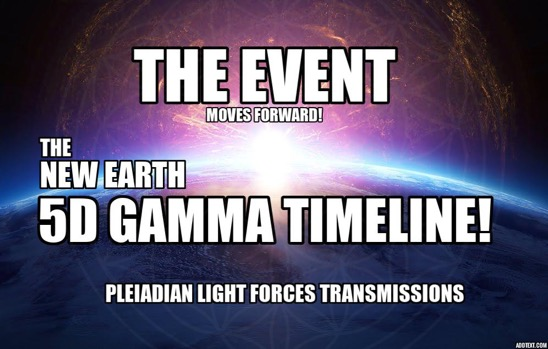 EARTH ALLIANCE UPDATE - 7 12 2019 – THE EVENT, 5D GAMMA