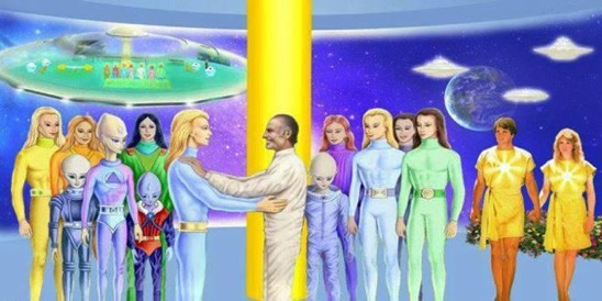 The Galactic Federation of Light | IntoTheLight news